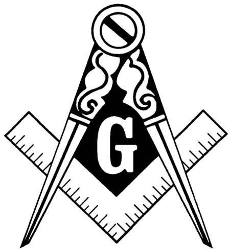 Masonic Clip Art And Freemason Symbols Square And Compasses Page 2